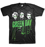 T-shirt Green Day - Drips