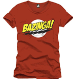 T-shirt Big Bang Theory 205137