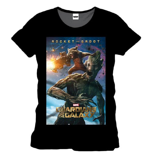 T-shirt Guardians of the Galaxy 205257