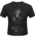 T-shirt Friday the 13th - Mask
