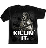 T-shirt The Walking Dead - Killin' It