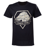 T-shirt Metal Gear 206215