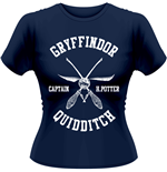 T-shirt Harry Potter - Captain H. Potter
