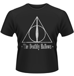T-shirt Harry Potter - The Deathly Hallows
