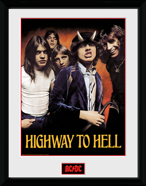 Poster AC/DC 208294