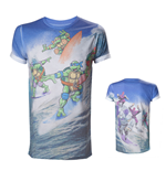 T-shirt Tortues ninja 208395