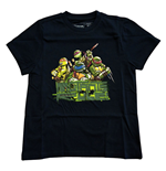 T-shirt Tortues ninja 208425
