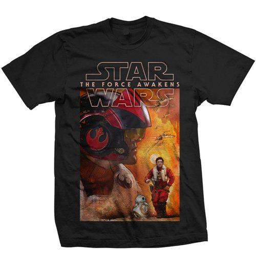 T-shirt Star Wars 208490