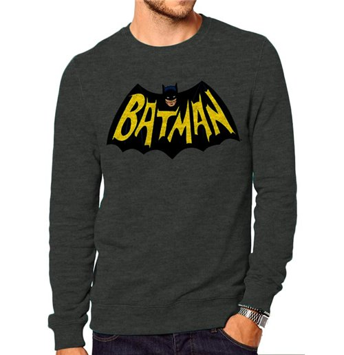 Sweat-shirt Batman - 1966 Logo