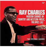 Vinyle Ray Charles - Modern Sounds In Country And Western Music Vol.1-2 (2 Lp)