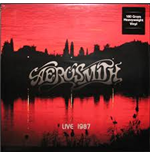 Vinyle Aerosmith - Live At The Civic Centre  Hampton  Va November 1987