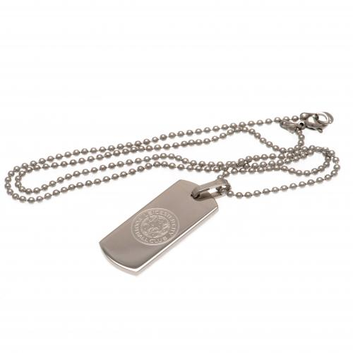 Dog Tag Leicester City F.C. 210481