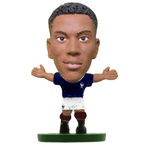 Figurine Martial SoccerStarz France