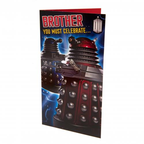 Carte de voeux Doctor Who  210931