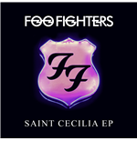 "Vinyle Foo Fighters - Saint Cecilia (12"" Ep)"