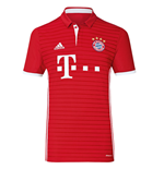 Maillot de Football Bayern Munich Adidas Home 2016-2017