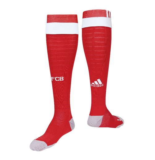 Chaussettes de Football Bayern Munich Adidas Home 2016-2017 (Rouge)