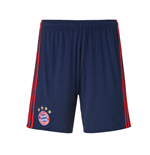 Short de Gardien de But Bayern Munich Adidas Home 2016-2017 (Bleu Indigo) - Enfants