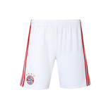 Short de Football Bayern Munich Adidas Home 2016-2017 (Blanc) - Enfants