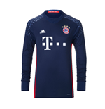 Maillot de Gardien de But Bayern Munich Adidas Home 2016-2017 (Enfants)