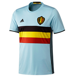 Maillot de Football Belgique Adidas Away 2016-2017