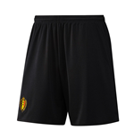 Short de Football Belgique Adidas Away 2016-2017 (Noir) - Enfants