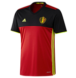 Maillot de Football Belgique Adidas Home 2016-2017