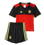 Tenue de Football Belgique Adidas Home 2016-2017