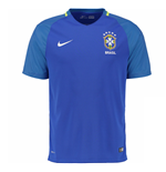 Maillot de Football Brésil Nike Away 2016-2017