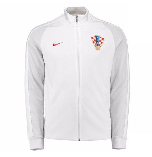 2016 D'entraînement Authentic Croatie 2017 Veste N98 Achetez Nike YUqS8
