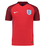 Maillot Angleterre Away Nike Authentic Match 2016-2017