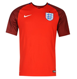 Maillot de Football Angleterre Nike Away 2016-2017