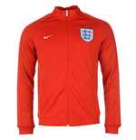 Veste Angleterre Nike Authentic N98 2016-2017 (Rouge)