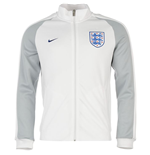 Veste Angleterre Nike Authentic N98 2016-2017 (Blanc)