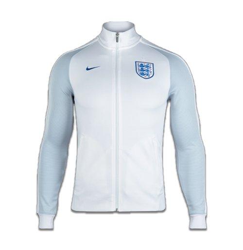 Veste Angleterre Nike Authentic N98 2016 2017 (Blanc) Femmes