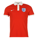 Polo Angleterre Nike Core 2016-2017 (Rouge)