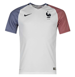 Maillot de Football France Away Nike 2016-2017