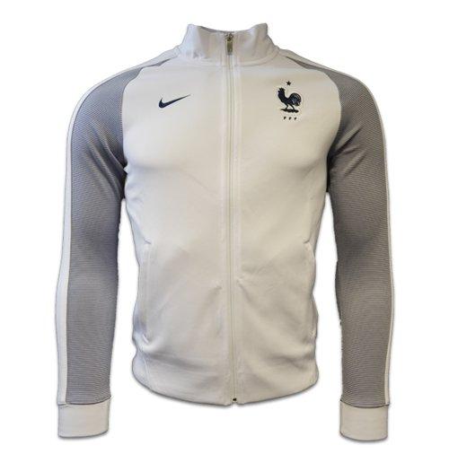 8fa0970b807a5 Achetez Veste France Nike Authentic N98 2016-2017 (Blanc) - Femmes