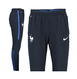 Pantalon France Nike Elite Strike 2016-2017 (Bleu Marine)