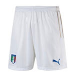 Short Italie Puma Home 2016-2017 (Blanc) - Enfants
