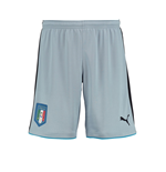 Short Gardien de But Italie Puma Home 2016-2017 (Bleu) - Enfants