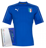Maillot de Football Italie Puma Home Authentic 2016-2017