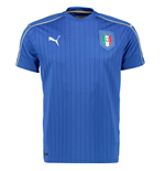 Maillot de Football Italie Puma Home 2016-2017 (Enfants)