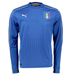 Maillot de Football Manches Longues Italie Puma Home 2016-2017