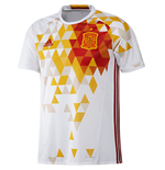 Maillot de Football Espagne Adidas Away 2016-2017