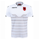 Maillot de Football Albanie Macron Away 2016-2017