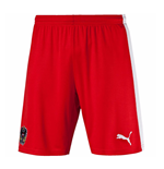 Short Autriche Puma Home 2016-2017 (Rouge)
