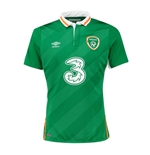 Maillot de Football Irlande Umbro Home 2016-2017