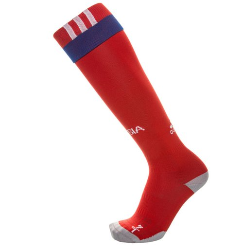 Chaussettes de Football Russie Adidas Away 2016-2017