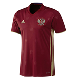 Maillot de Football Russie Adidas Home 2016-2017 (Enfants)